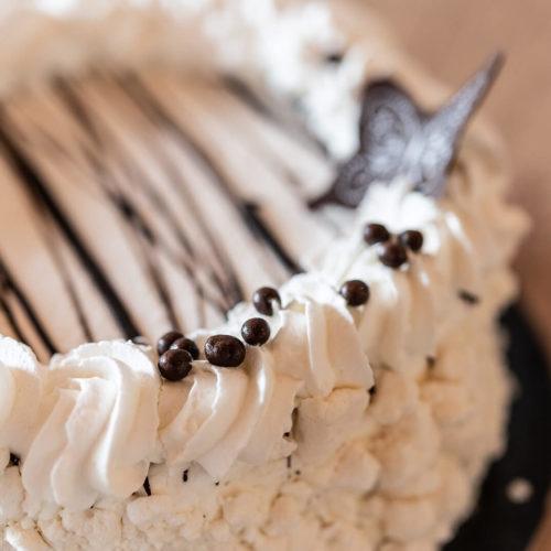 Torta artigianale per compleanno a Mestre